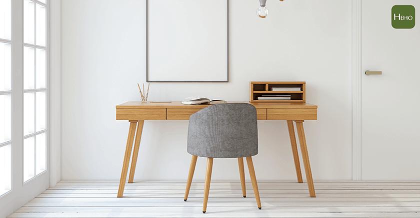 不想再腰痠背痛手腕疼,你選對書桌跟椅子的高度了嗎?