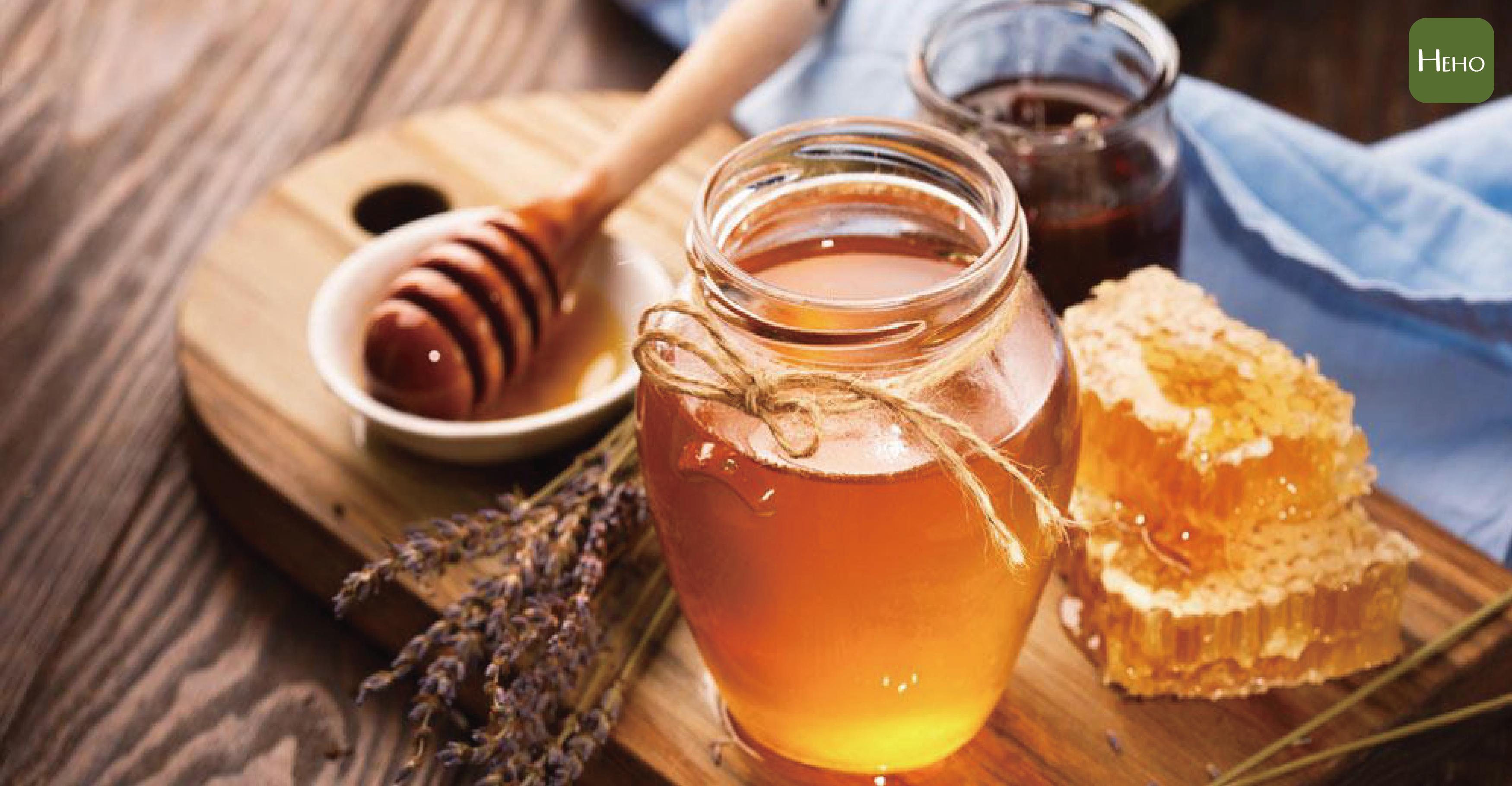 消疲勞、解便秘...蜂蜜這樣搭配保健效果更顯著