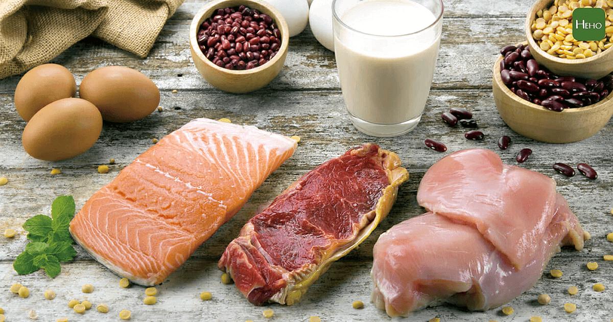 糖友怎麼補蛋白質?推薦你 5 種優質蛋白質食物!