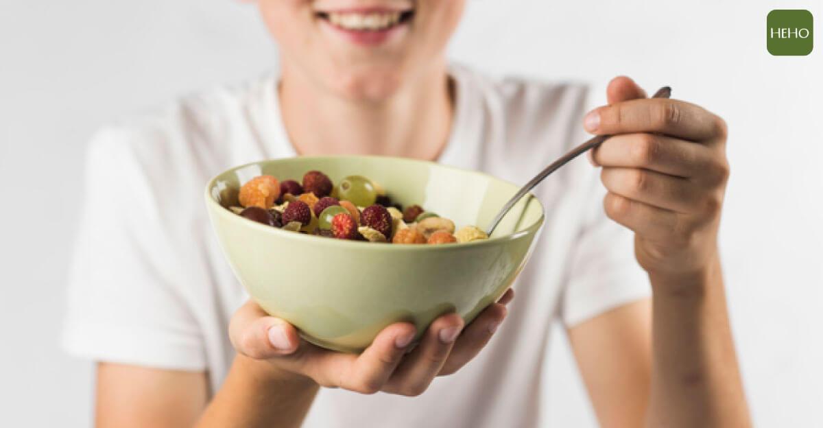 營養堅果好處多!正確攝取還有這 4 種效果