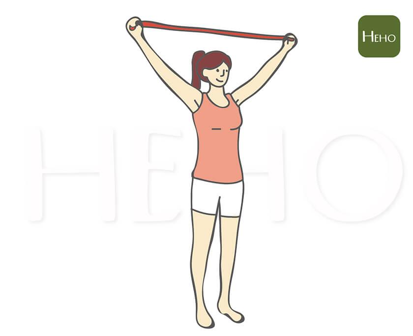 排除全身痠痛!5伸展解全身痠痛 還能促進腸胃消化