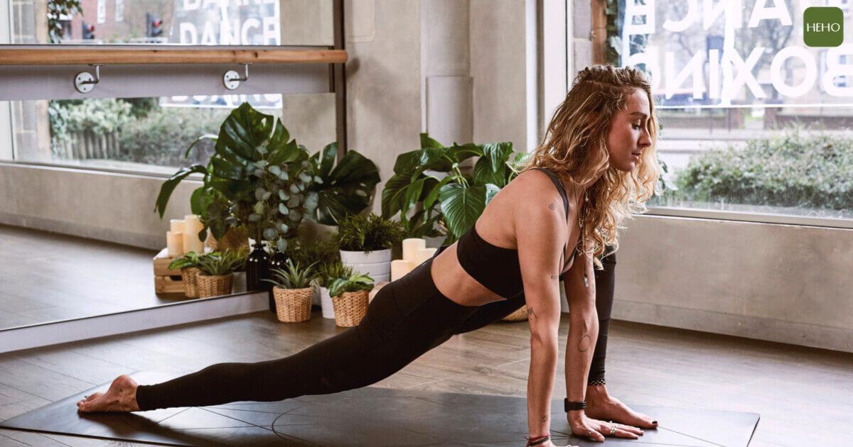 皺紋、衰老通通OUT!5 招凍齡瑜珈超有效
