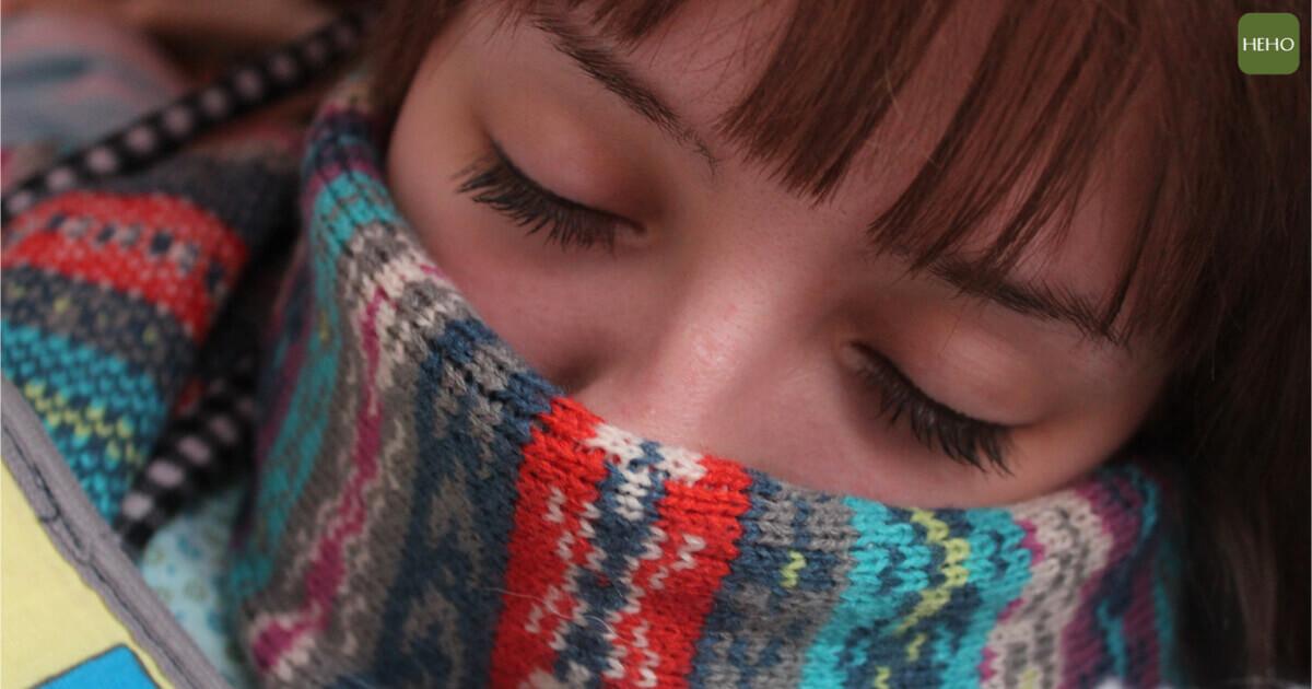 原來感冒分 4 種!對症治療才能好的快