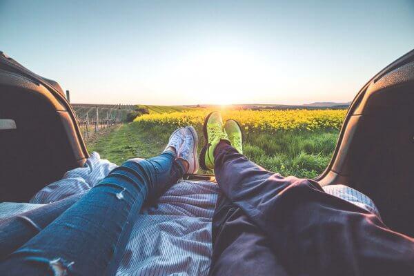 壓力大怎麼辦?研究發現聞伴侶的味道就能紓壓