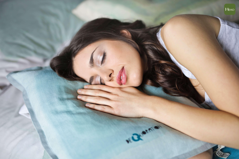 躺下秒睡好困難?不吃安眠藥的快速入睡法