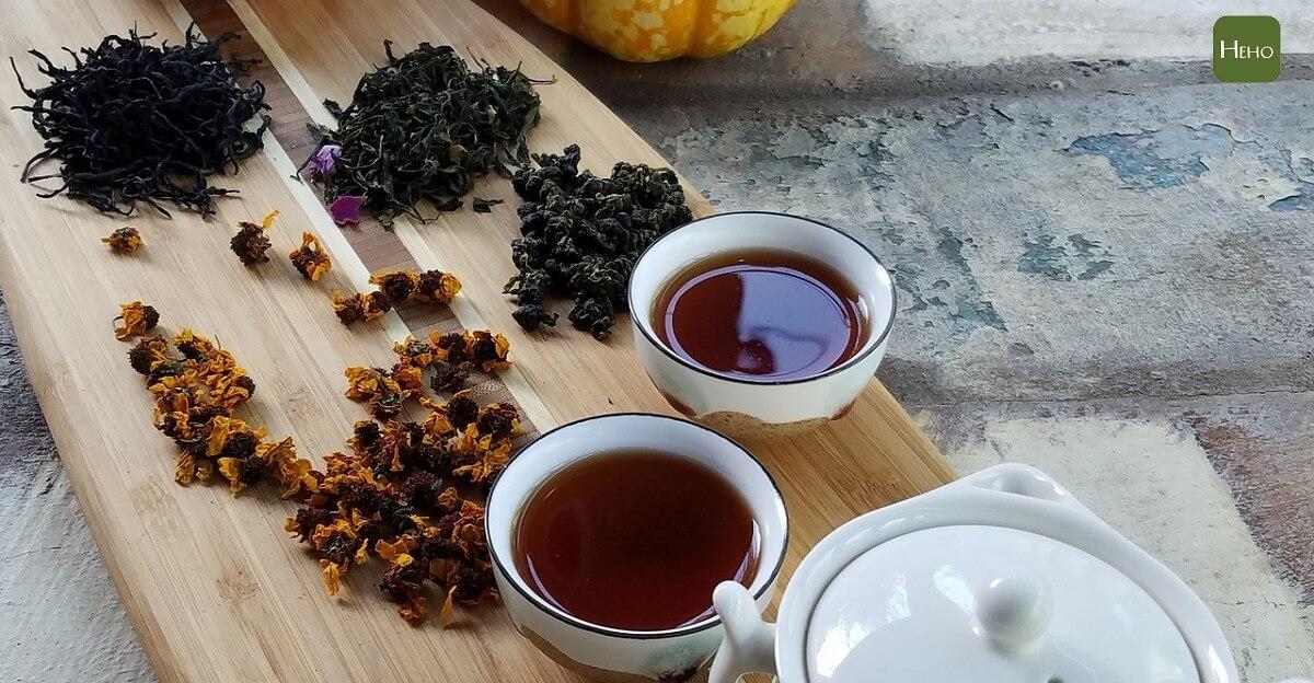 越喝越美麗!推薦 5 種女生必喝的花草茶