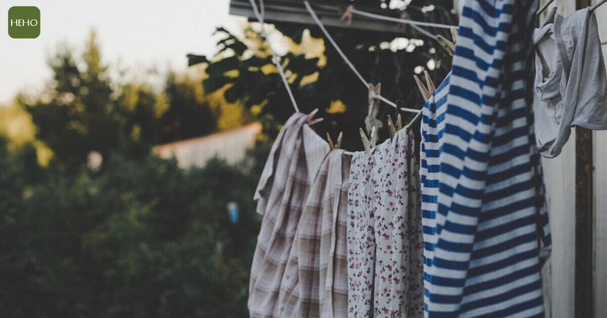 衣服真的有洗乾淨嗎? 6 秘訣讓洗衣機保持清潔