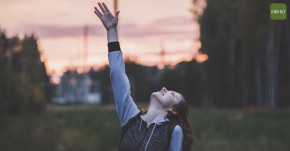時常心情鬱悶、否定自我?試試看這 6 種解憂方式!