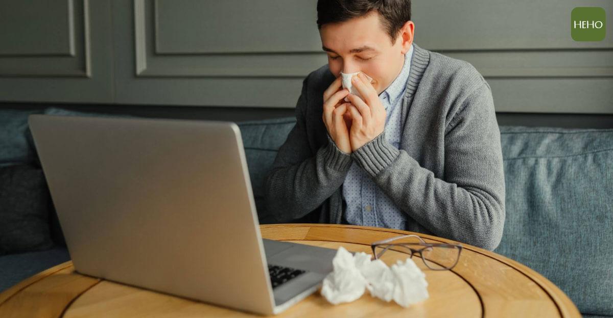 動不動就打噴嚏、流鼻水?用 4 原則管理過敏最有效!