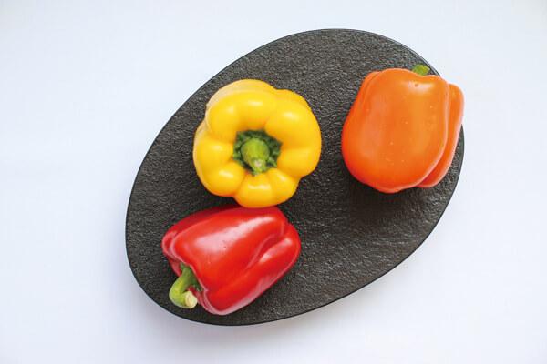 做不出好看的家常菜色?四色彩椒不只好看又好吃