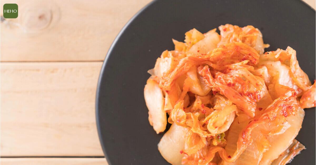 泡菜這樣吃更健康!3 道助整腸又護心料理這樣做
