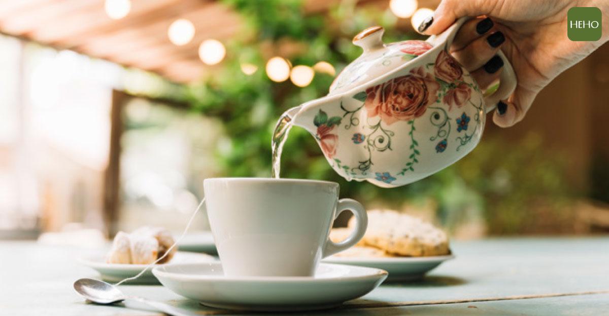 讓瘦身效果更加倍! 3 種減肥必喝的吸脂茶在這裡