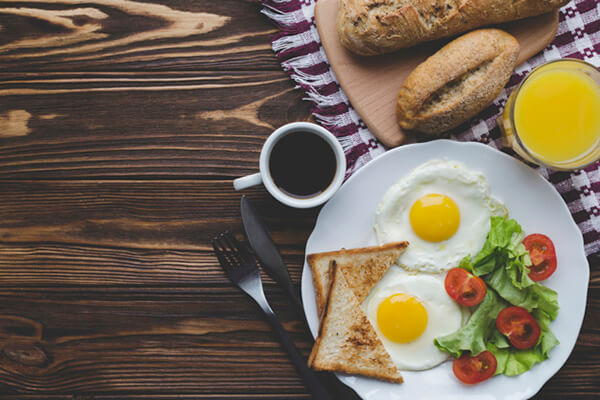 早上起床吃什麼最好?這 5 種早餐好吃又營養!