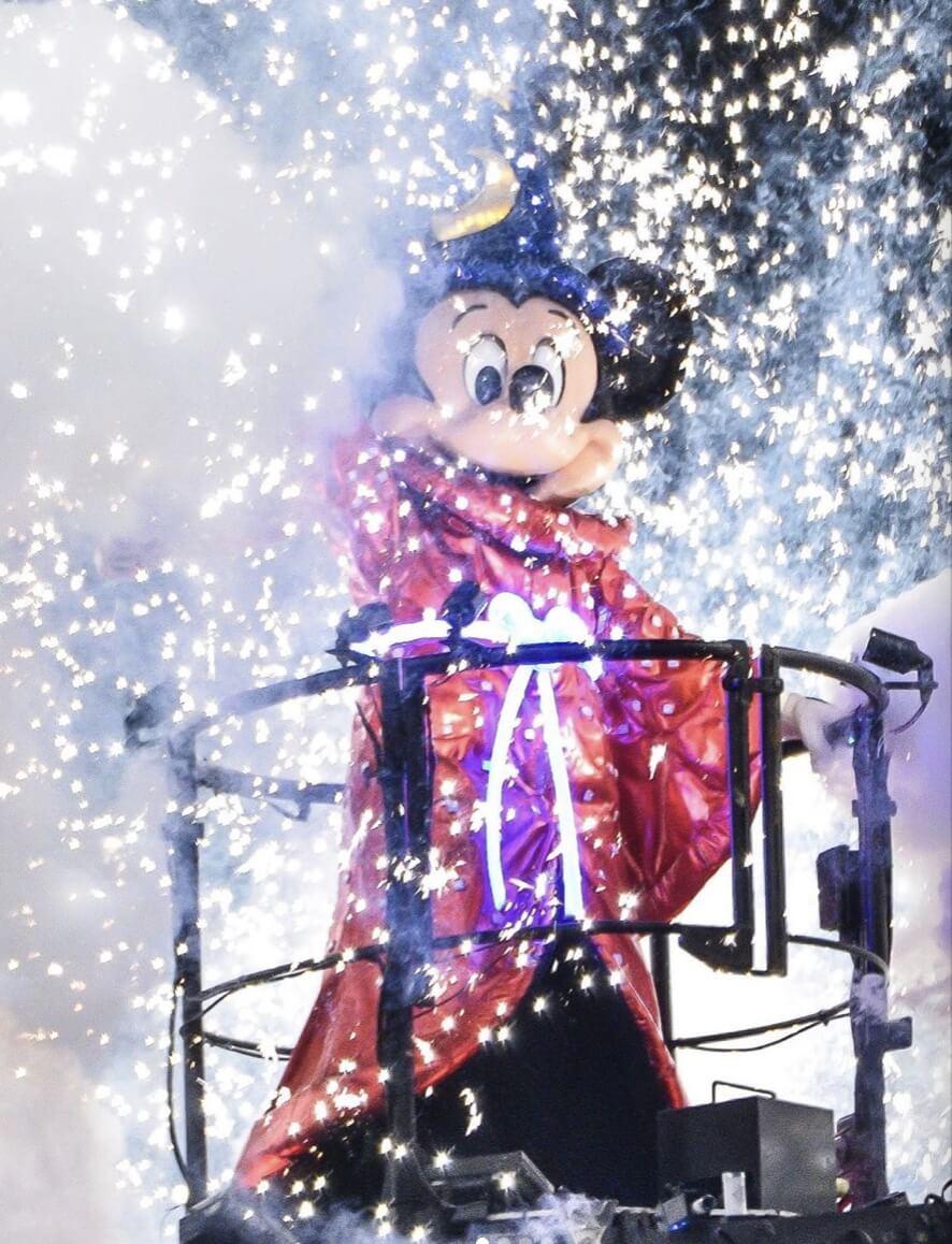 東京迪士尼經典夜間表演 明年3月起取消