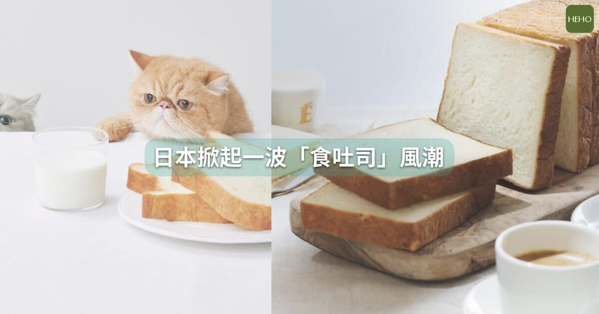 從早餐配角變成餐桌上的主角!日本現在最瘋這條900元吐司