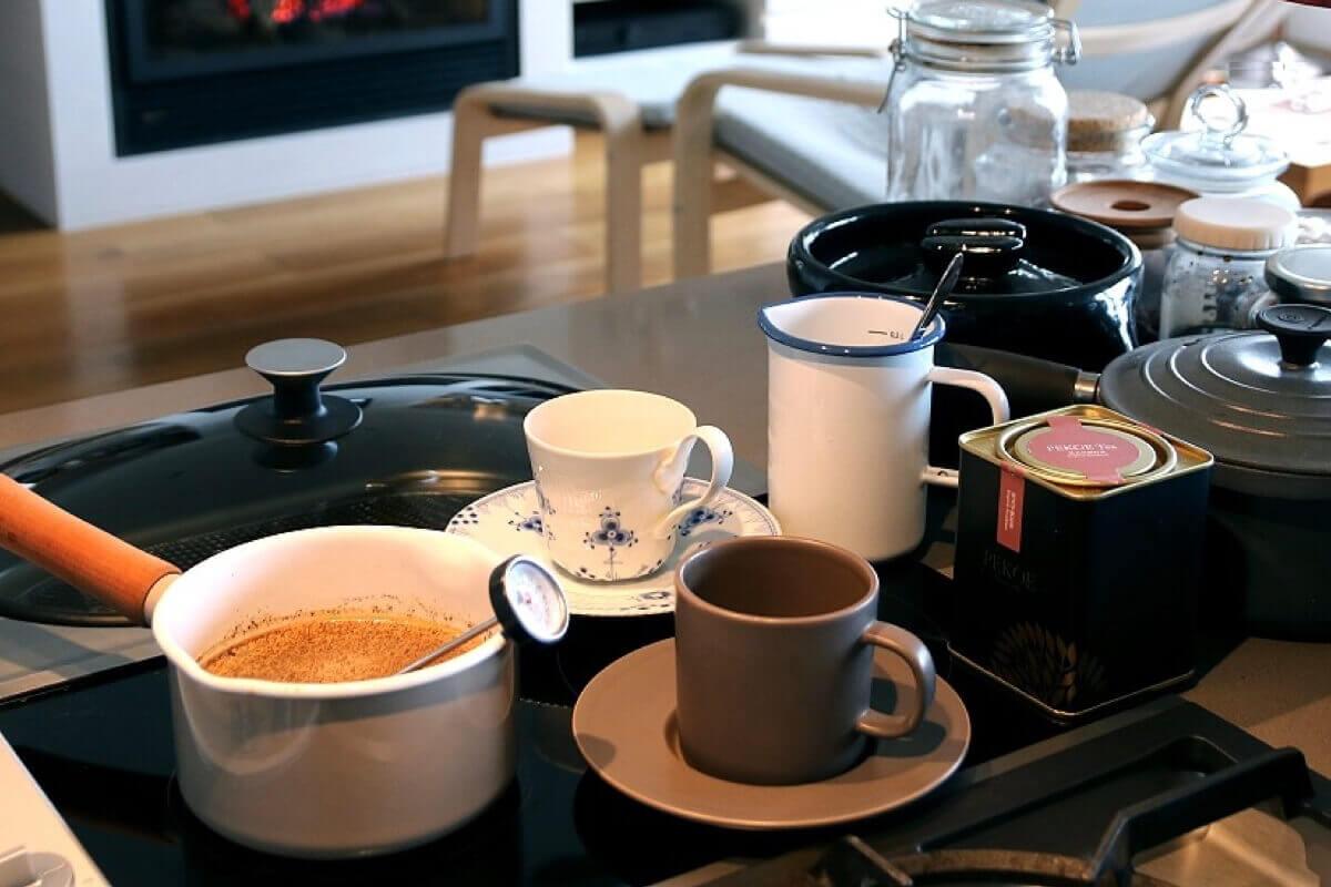 喝起來更濃郁更香醇!只要3步驟在家就能完成「鍋煮奶茶」
