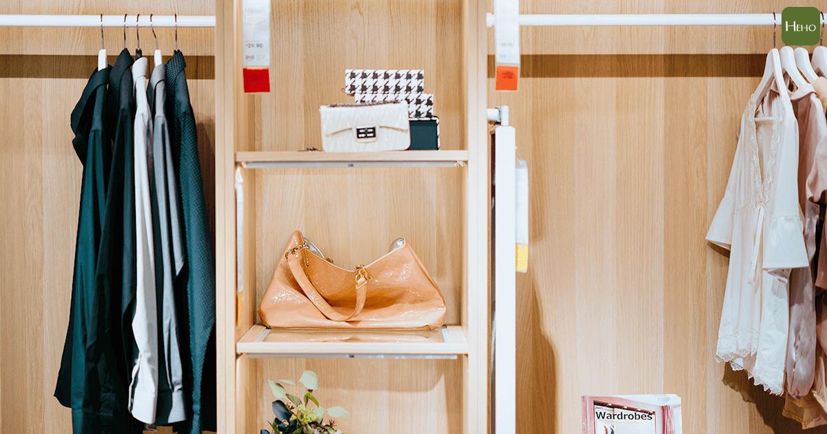 衣櫥總是亂到很難找到衣服?這些秘訣學起來打造完美衣櫥