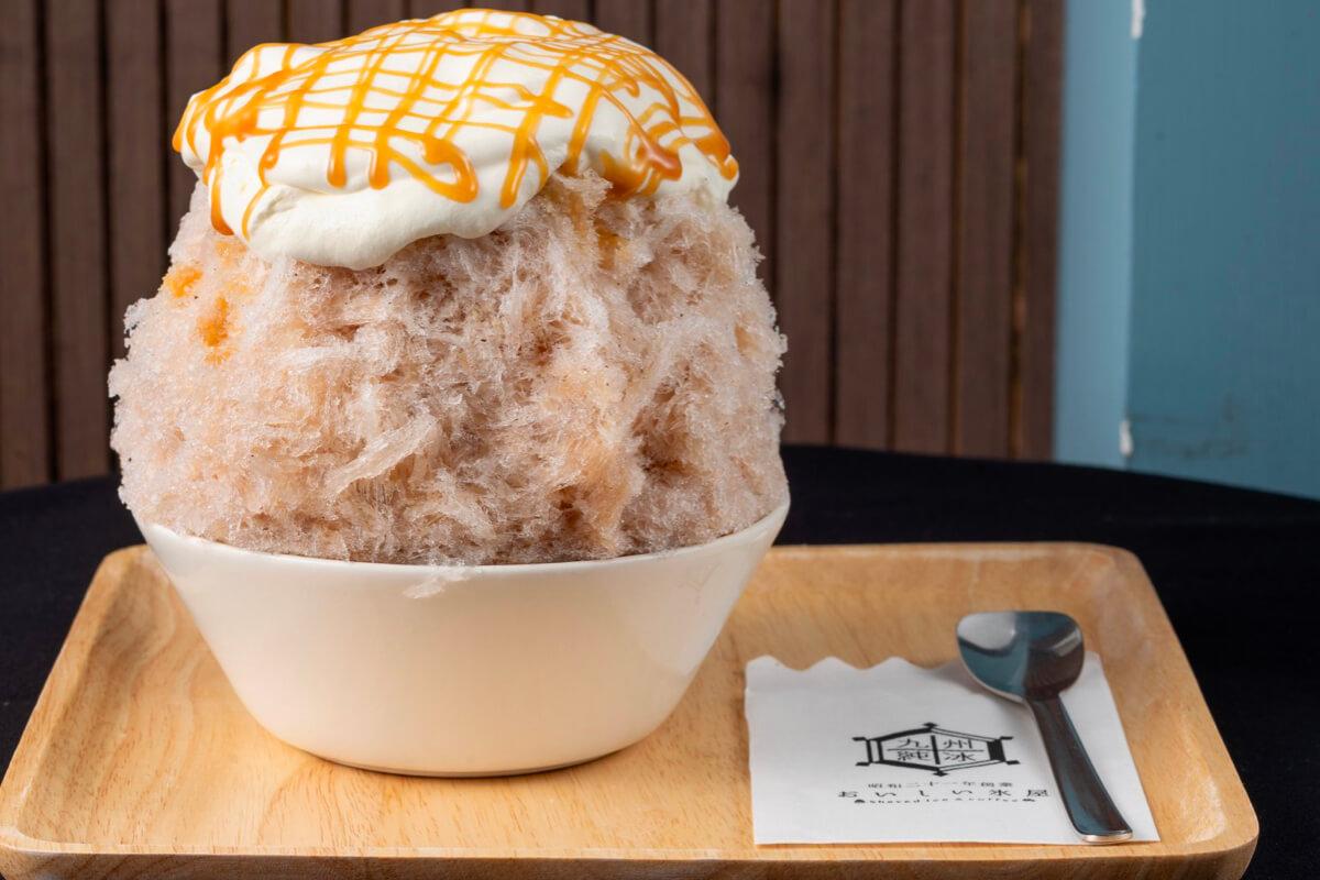 絕美日式刨冰讓人視覺上就消暑!盤點台灣6家人氣和風冰店