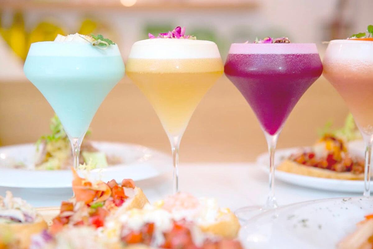 美食+美景讓吃飯變成一件享受!無酒精餐酒館是大家解憂的好去處