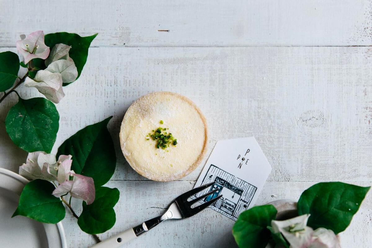週一很需要吃些甜點來安慰自己!坐上環狀線去板橋咖啡廳報到吧~