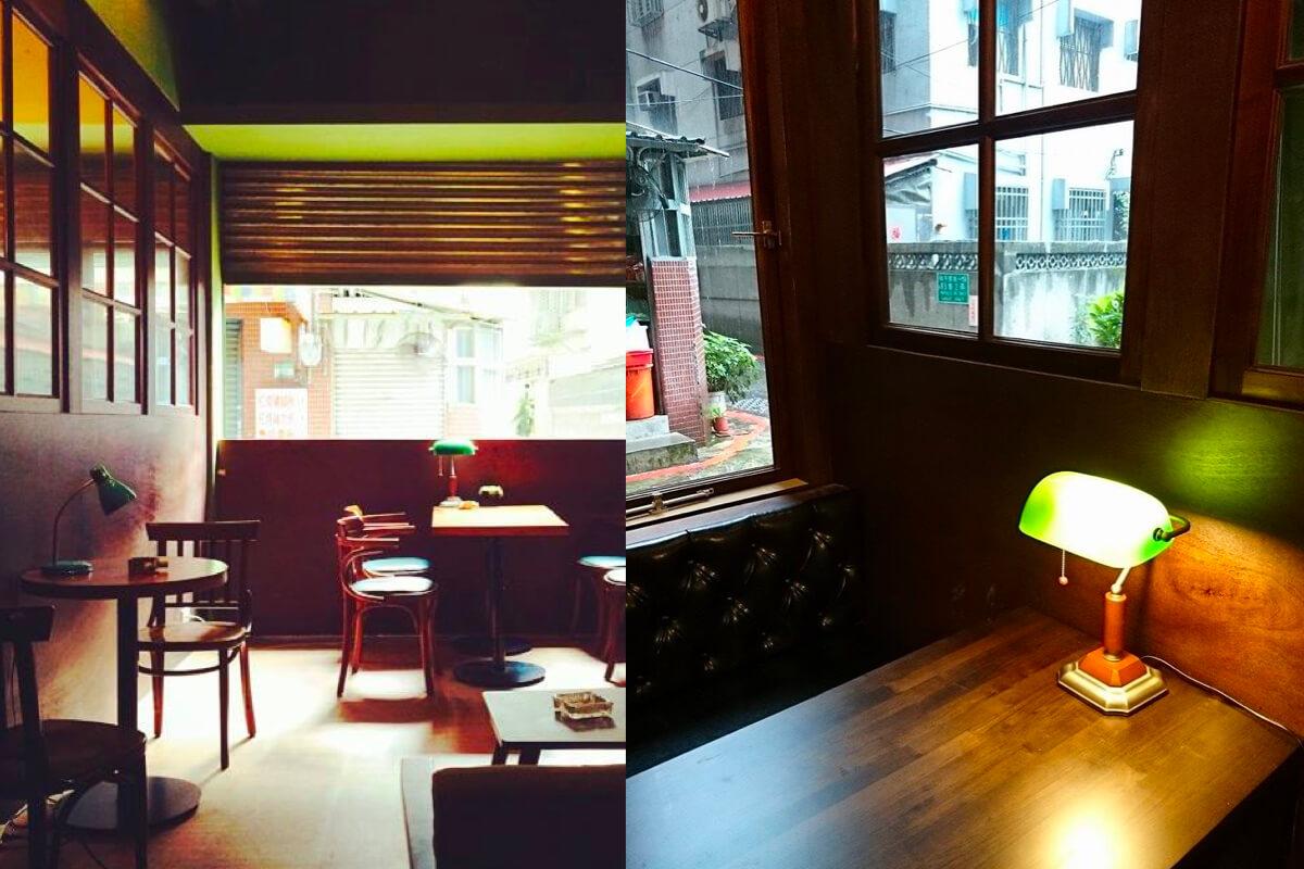 就是想找一間咖啡廳安靜一下!盤點6家在鬧區中的咖啡秘境
