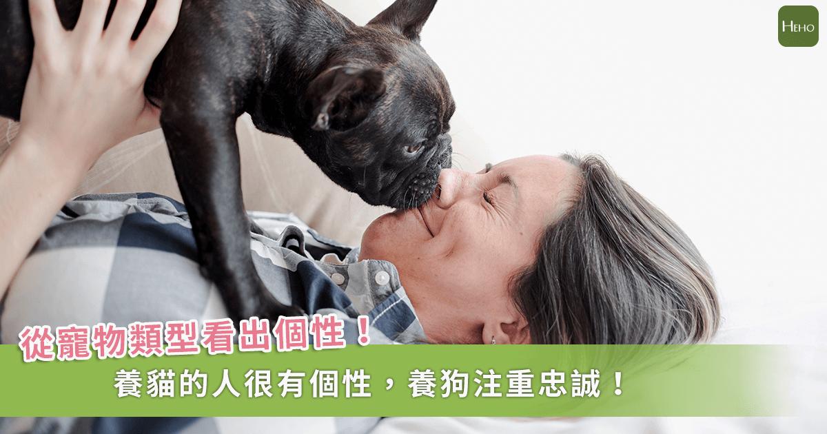 聽說養寵物也能看出一個人的個性?心理師:養貓的人喜歡四處流浪、養狗的人則很專一