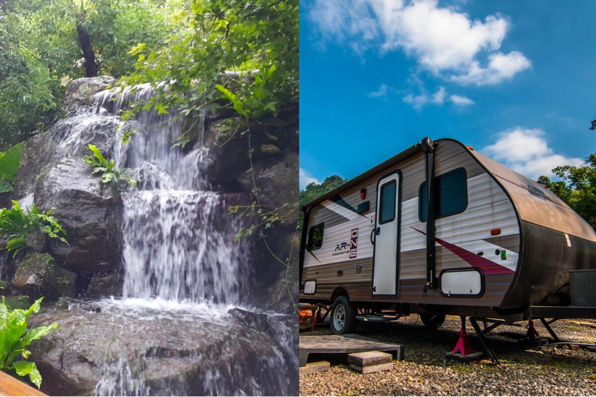 秋冬是最適合露營的好季節!特搜5大溫泉營地CP值超高