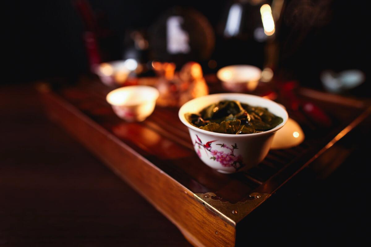 品茗茶湯沒有這麼難!就從最簡單的烏龍茶開始入門吧~