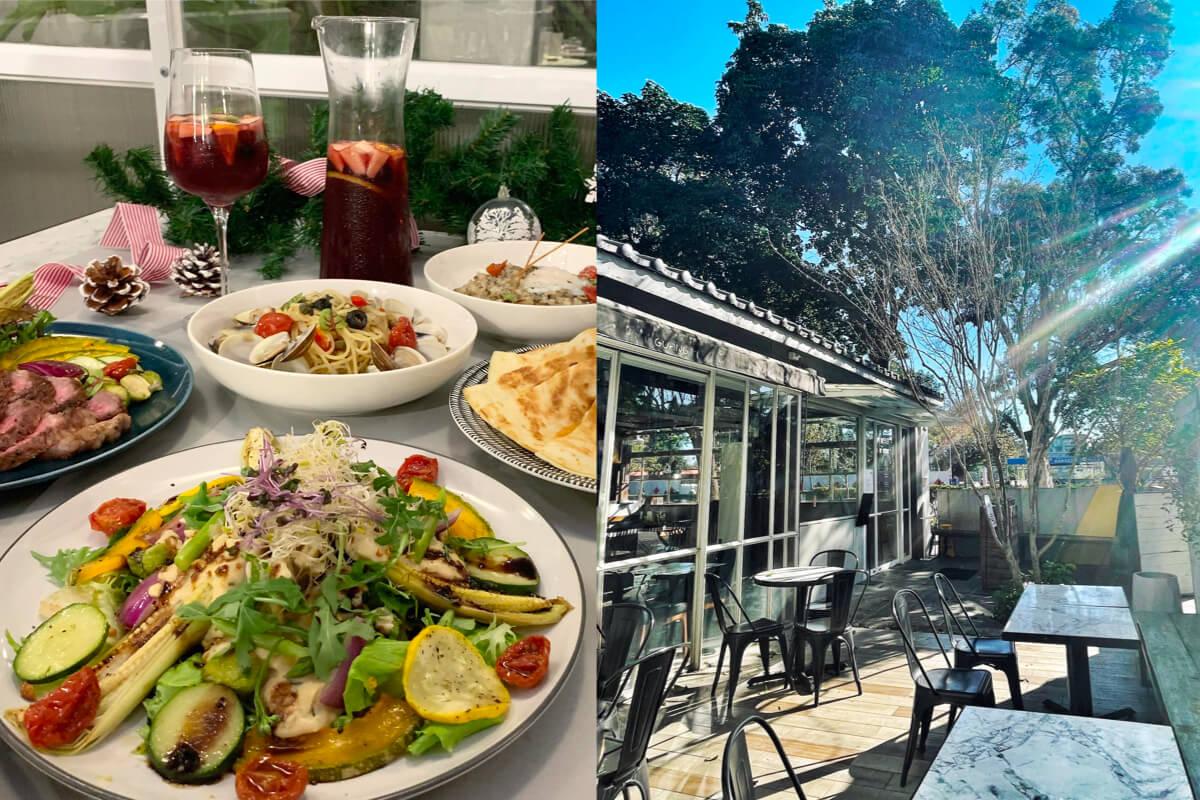 在陽光的陪伴下一起慢活!推薦台北 5 家戶外座位咖啡廳,享受猶如在歐洲的愜意