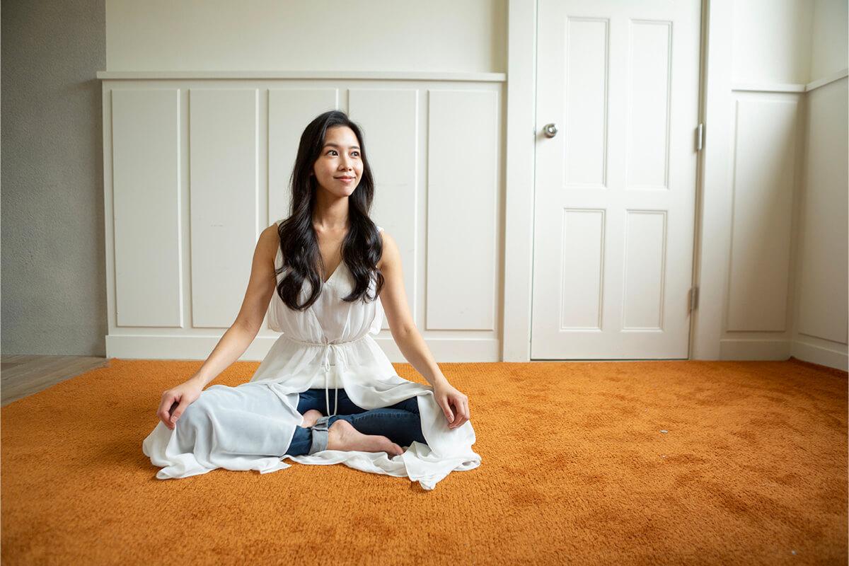 打造專屬的居家練習空間!人氣瑜珈老師分享讓人迷上在家瑜珈7提案
