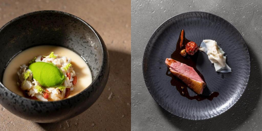 【台北台中米其林指南2021揭曉】推薦和另一半來場「老派約會」的5家星級餐廳