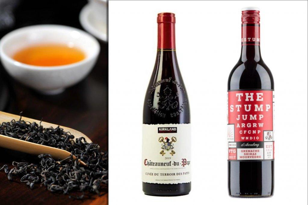 從常喝飲料挑葡萄酒(三):給愛喝茶的你